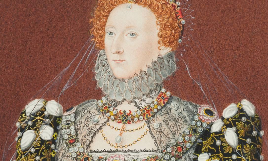 Elizabeth I lia três horas por dia e gostava de observar o comportamento de quem estava a sua volta. Foto: Heritage Images / Getty Images