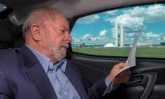 Em movimento calculado, Lula organizou encontros em Brasília para reconstruir velhas pontes com partidos como PSD e MDB. Foto: Ricardo Stuckert / Lula Institute via Reuters
