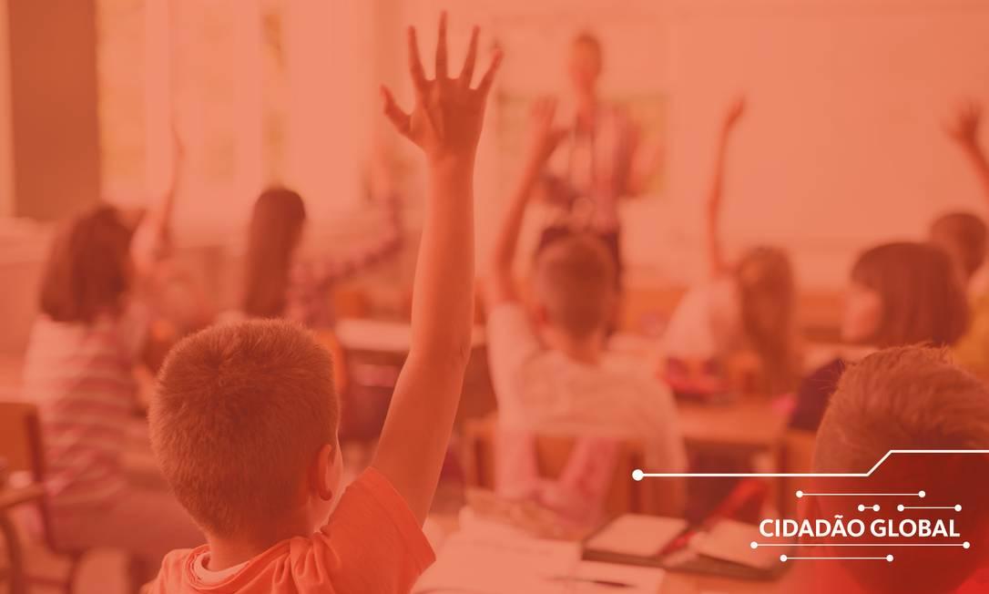 Promover o engajamento dos alunos é importante para o sucesso do aprendizado. Foto: Divulgação