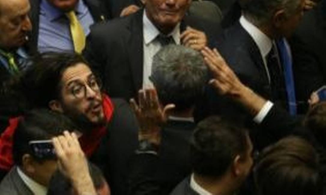 Deputado do PSOL abriu mão do mandato e vai deixar o país Foto: Reprodução / Youtube