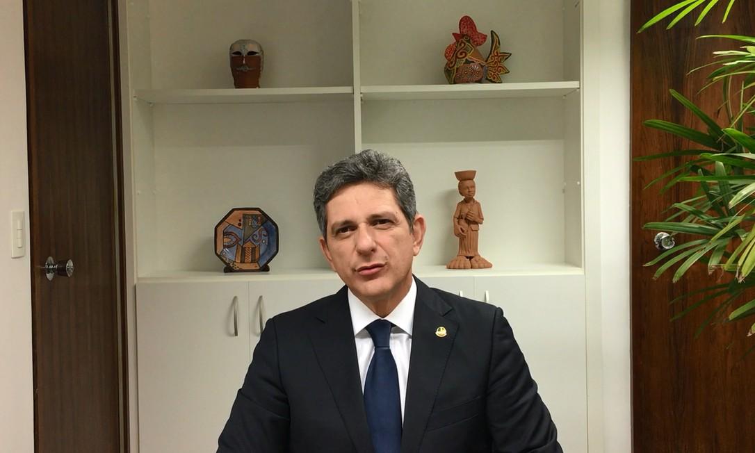 Senador Rogério Carvalho Foto: Eduardo Barretto/Época