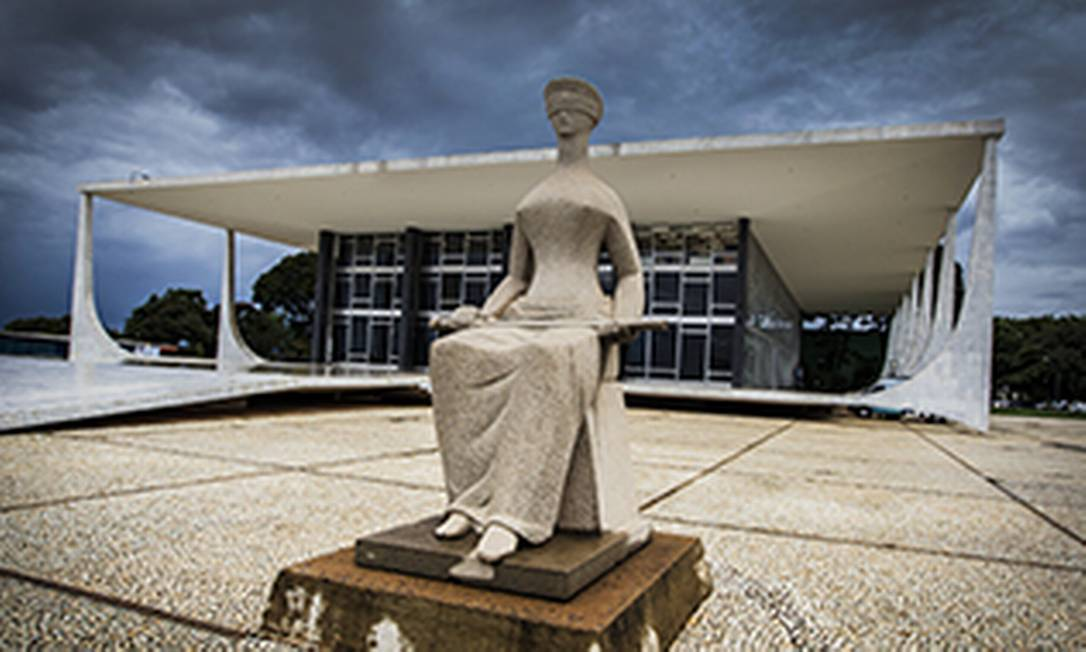 Julgamento foi definido pelo presidente do STF, ministro Dias Toffoli Foto: Dorivan Marinho / Divulgação STF