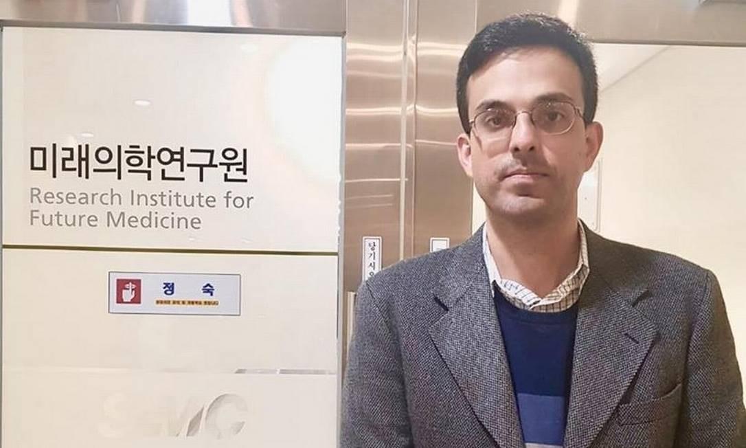 O médico João Gabriel Daher vai chefia o primeiro departamento exclusivo para tratar doenças raras Foto: Divulgação