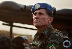 Santos Cruz ouviu pedido de desculpas antes de ser demitido Foto: Sylvain Liechti/ONU