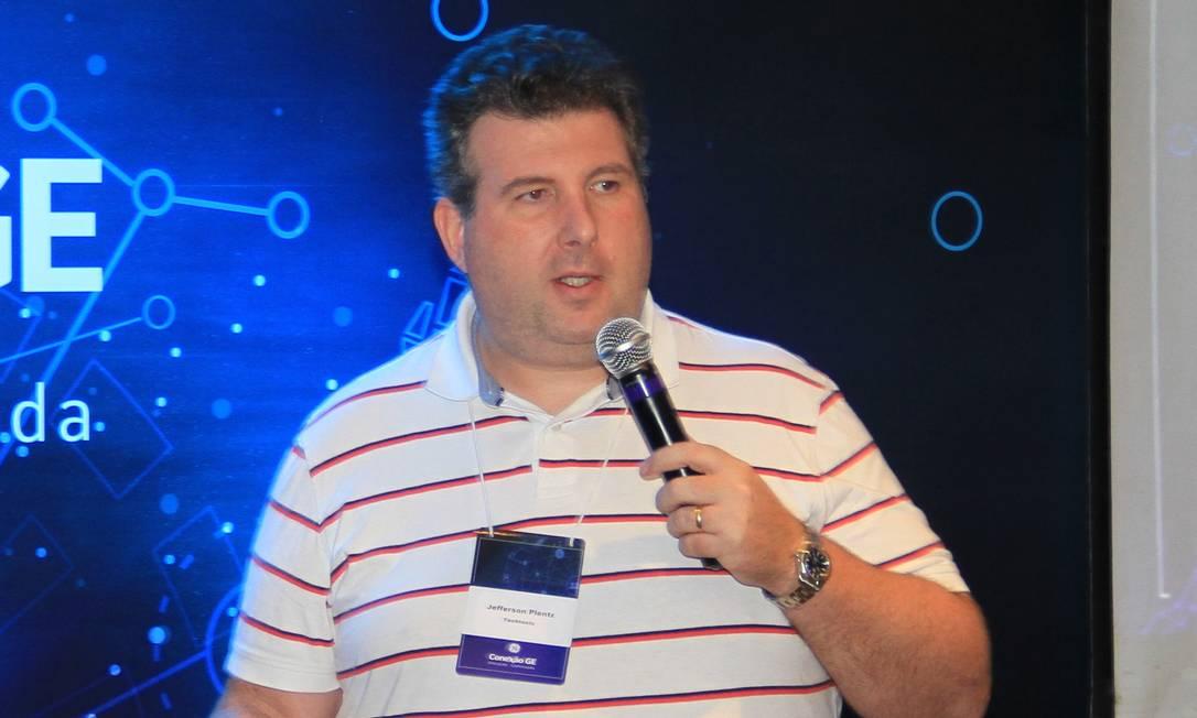 O presidente da Techtools Ventures, Jeff Plentz Foto: Divulgação
