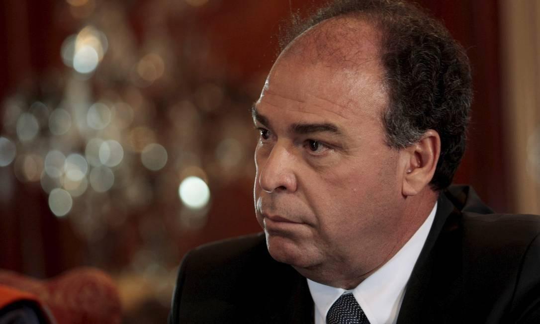 O líder do governo no Senado, Fernando Bezerra Foto: Pedro Kirilos / O Globo