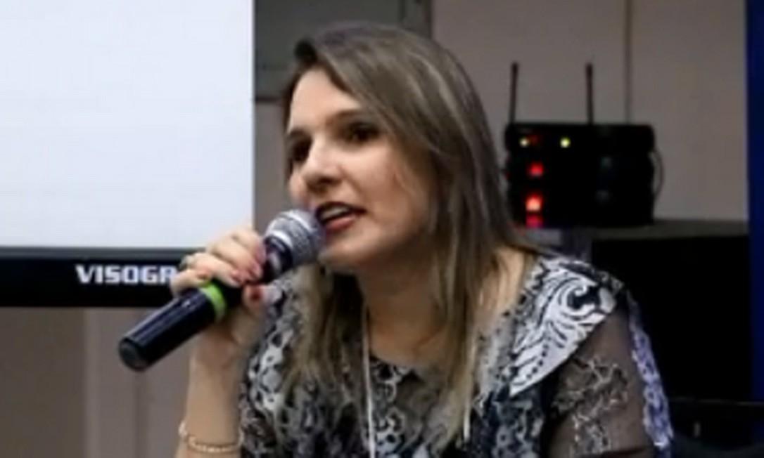 Juíza Patrícia Cunha Foto: Reprodução
