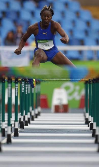 O Estádio Olímpico do Engenhão sedia as provas de atletismo dos Jogos do Rio Daniel Marenco / Agência O Globo