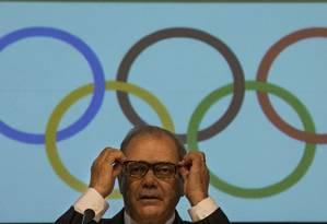 Paulo Wanderley promove mudanças no estatuto do COB logo após assumir a cadeira de presidente Foto: Alexandre Cassiano / Agência O Globo