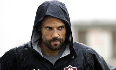 Diego Cavalieri está sem clube após ter sido dispensado do Fluminense Foto: Nelson Perez / Fluminense F.C.