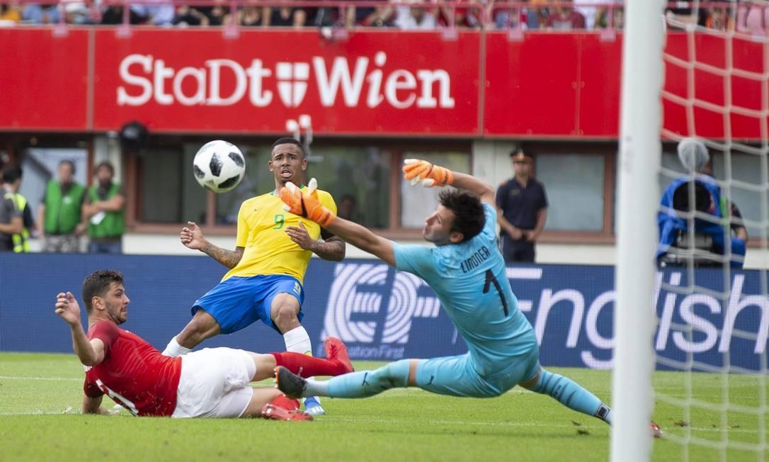 Brasil vence a Áustria no último amistoso antes da Copa - Jornal O Globo a50055bf51186