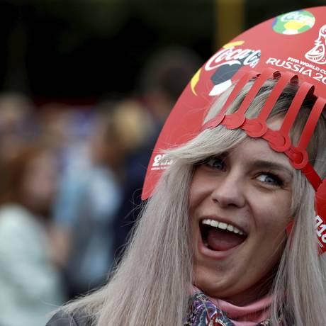 Golpes na Rússia preocupam a embaixada brasileira no país da Copa do Mundo Foto: Marcelo Theobald / Agência O Globo