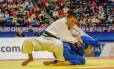 Rafaela Silva perde para Jessica Klimkait na estreia do Mundial Foto: Divulgação/Rodolfo Vilela/Rede do Esporte