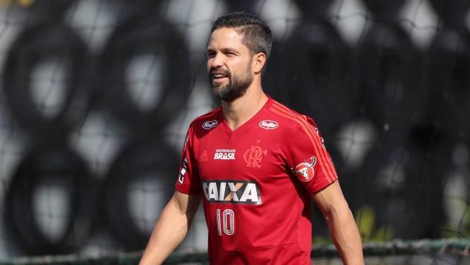 Diego tem data para retornar ao time titular do Flamengo