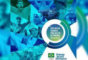 Premiação do COB entregará prêmios para melhores em cada modalidade e destaque do ano no masculino e feminino. Foto: Divulgação
