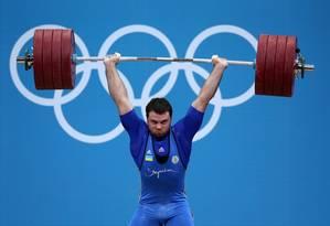 Oleksiy Torokhtiy, campeão da categoria 105kg em 2012. Foto: Divulgação/COI
