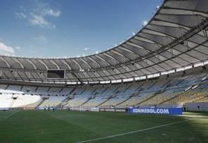 Maracanã S/A iniciou processo de transferência administrativa do estádio Foto: O Globo