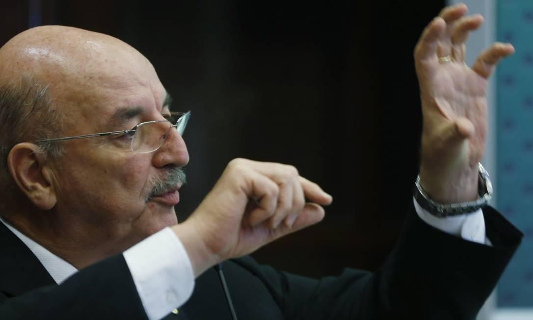 Ministro anunciará ainda a modernização do programa, em evento no Palácio do Planalto Foto: O Globo