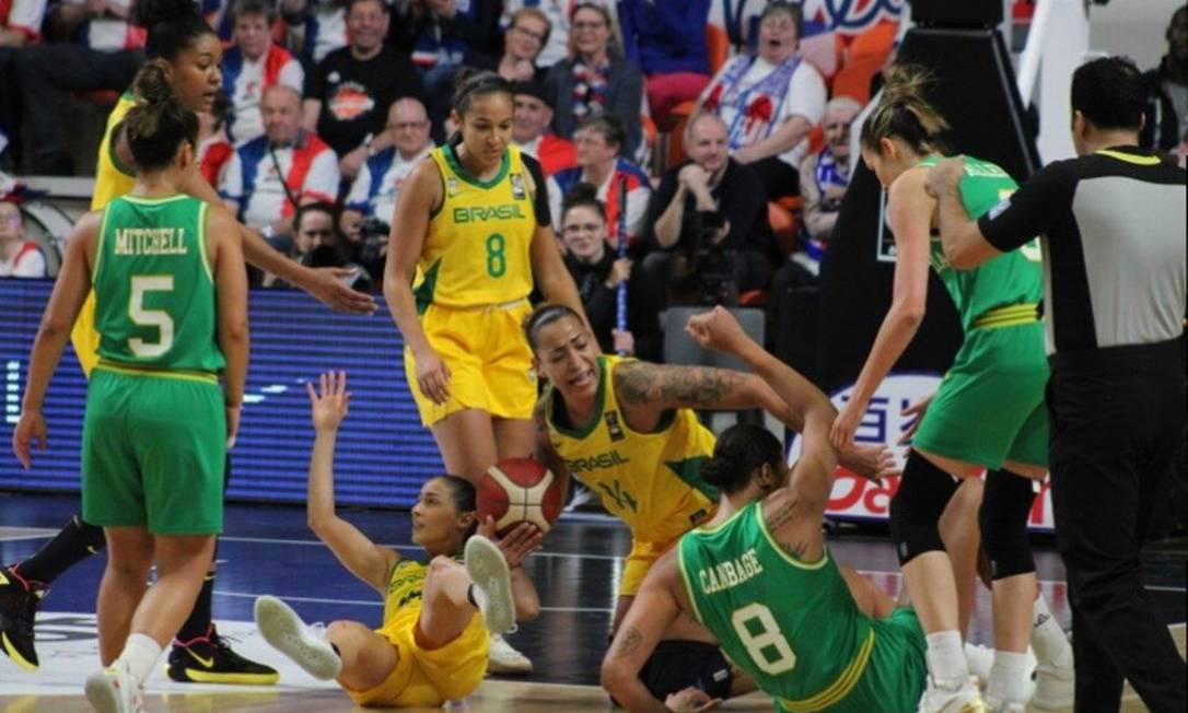 Basquete feminino do Brasil não ganha nenhuma partida em Pré-Olímpico e está fora dos Jogos de Tóquio Foto: Divulgação CBB