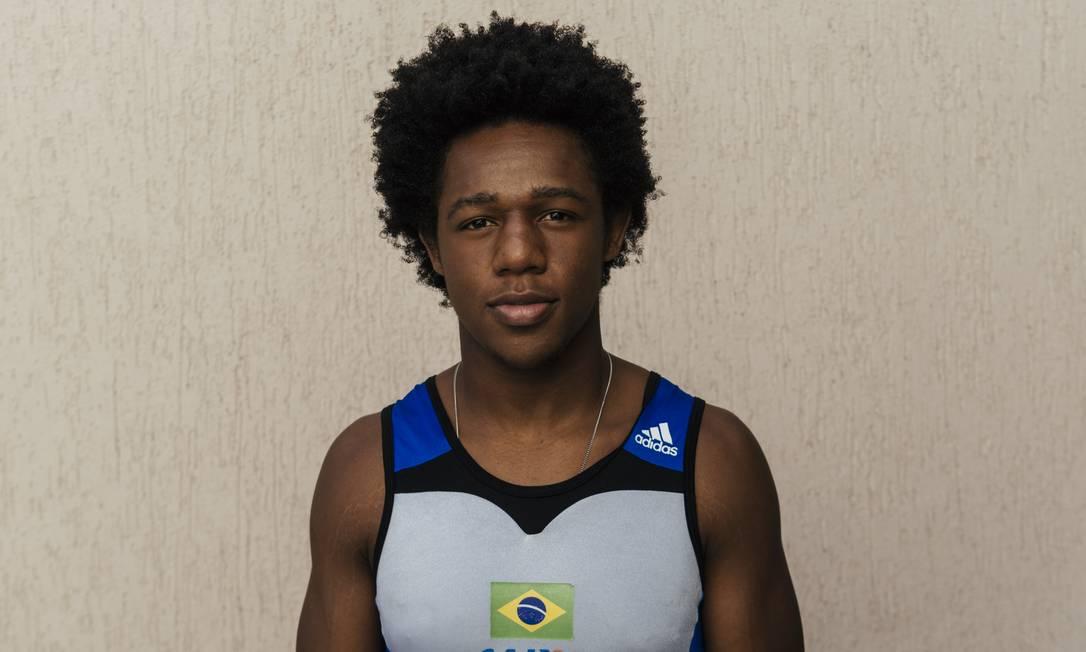 """Ângelo Assumpção, quer voltar ao treinos: """"Preciso trabalhar"""" Foto: Filipe Redondo/Agência O Globo"""