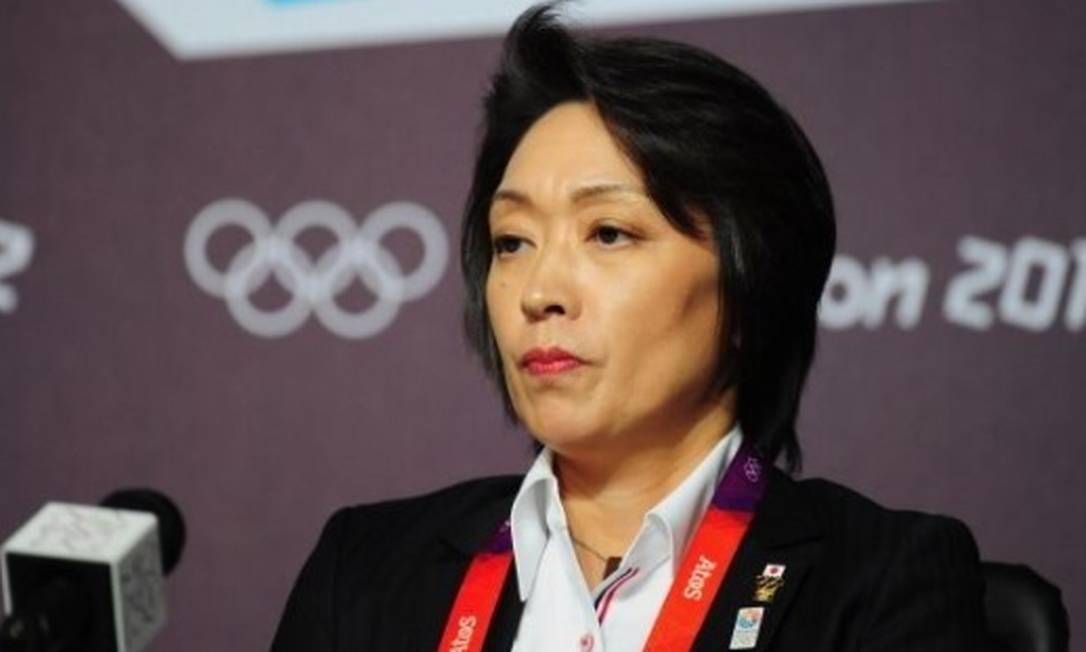 Seiko Hashimoto é ex-ciclista e patinadora: sete Olimpíadas no currículo, quatro de inverno e outras três de verão. Foto: Reprodução internet