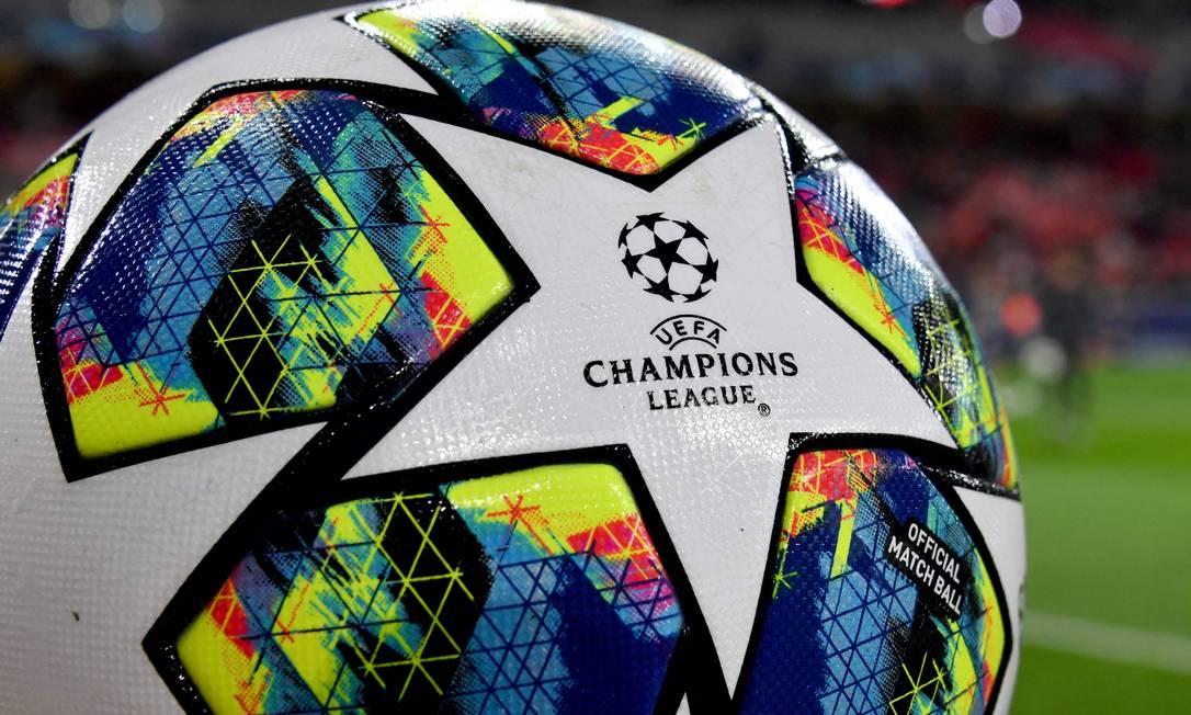 Superliga é declaração de guerra ao atual modelo da Champions League da Uefa Foto: DENIS CHARLET / AFP