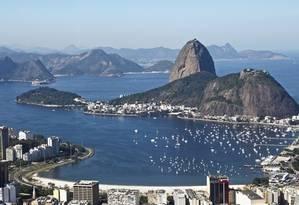 Rio de Janeiro: menos de 100 dias dos Jogos Olímpicos Foto: ShutterStock