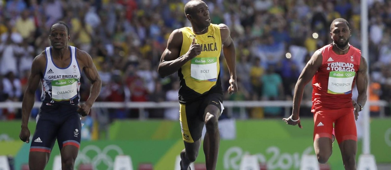 Bolt Foto: David J. Phillip / AP