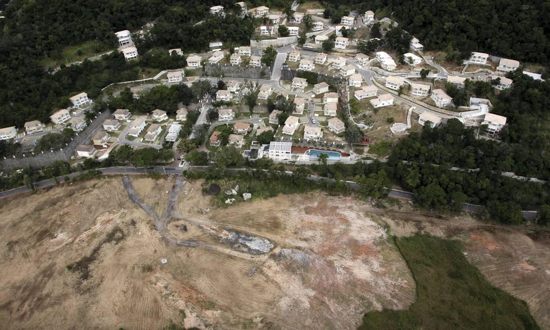 Pontal Oceânico Foto: Custodio Coimbra / O Globo