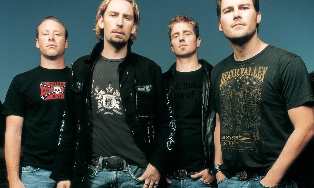 A banda, que está gravando músicas para um novo álbum, promete hits de seu repértório no Palco Mundo Foto: Divulgação