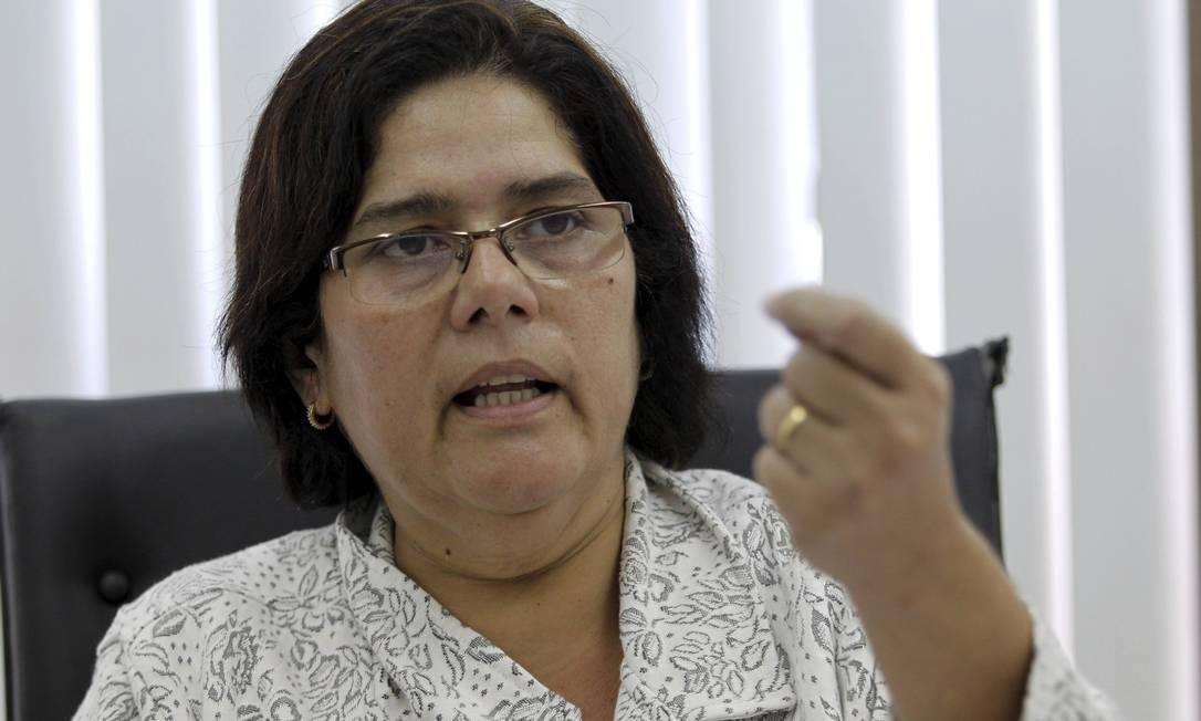 Janira queria mudar para atrair novos eleitores, disse ex-assessora Foto: Domingos Peixoto / Agência O Globo (3-9-2013)