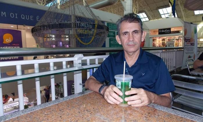 O sertanejo que está revolucionando o ensino no interior do Ceará Foto: Hélio Sousa / Divulgação