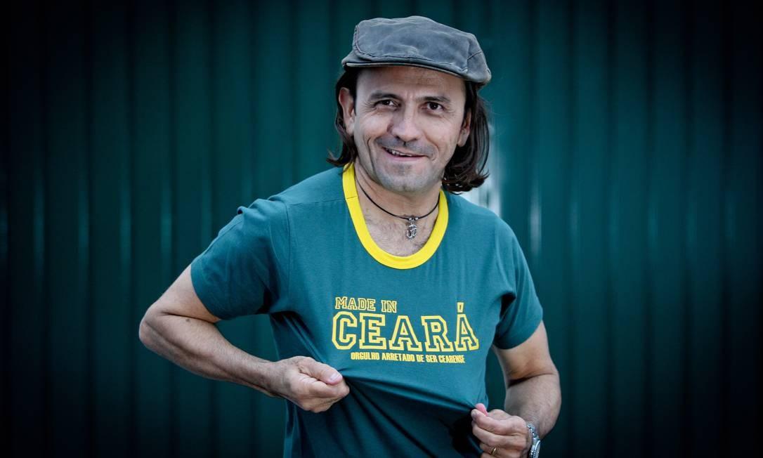 O diretor Halder Gomes Foto: Marcos Alves / Agência O Globo