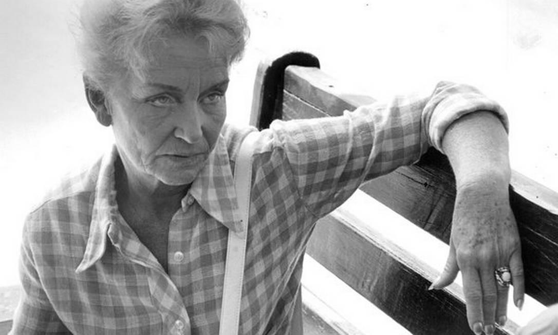 Carolyn Cassidy, última personagem do núcleo principal de 'Pé na estrada' a morrer Foto: New York Times