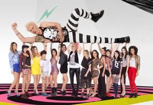 No 'Papito in love', 14 moças vão disputar o amor do músico Supla Foto: Divulgação/MTV