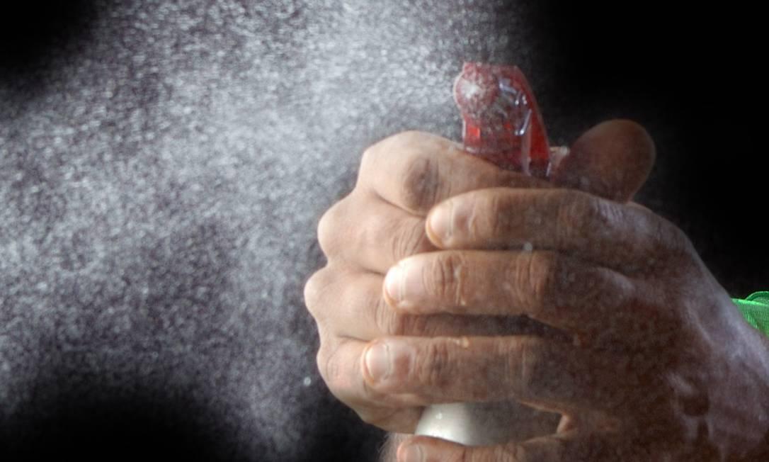 Spray: novo medicamento promete combater a ejaculação precoce Foto: StockPhoto
