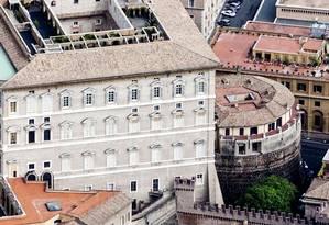 O Instituto para as Obras de Religião publicou seus resultados pela 1ª vez Foto: STRINGER / Reuters