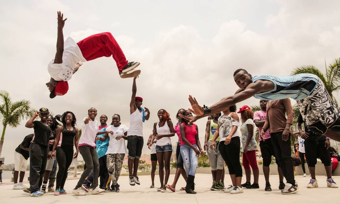 O batidão angolano do kuduro