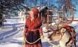 Inverno na Lapônia, uma das apostas de fim de ano para quem procura um roteiro ousado.