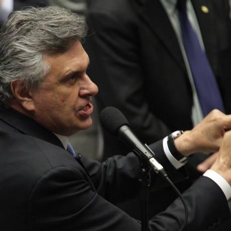 Deputado federal Ronaldo Caiado Foto: André Coelho / Arquivo O Globo 08/11/2011