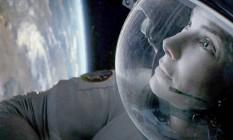 Sandra Bullock, em cena de 'Gravidade' Foto: Divulgação
