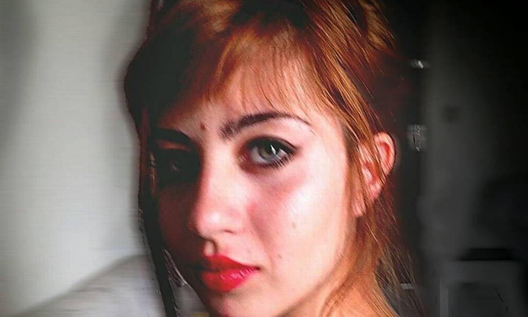 Luana Bernardo Lopes foi presa durante protesto em São Paulo e enquadrada na Lei de Segurança Nacional Foto: Arquivo pessoal / Reprodução internet