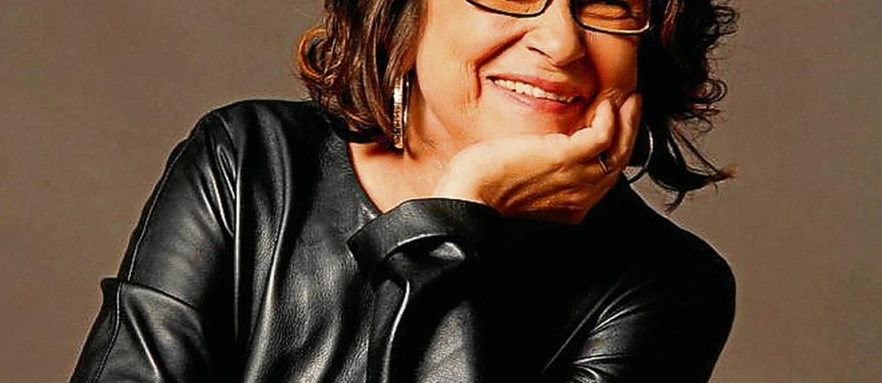 Gabriela Leite Foto: Agência O Globo