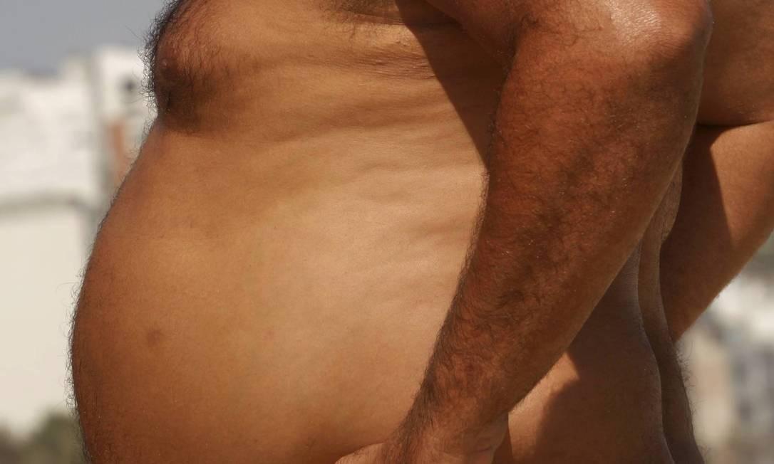 Gordura abdominal pode ser fator de risco para demência