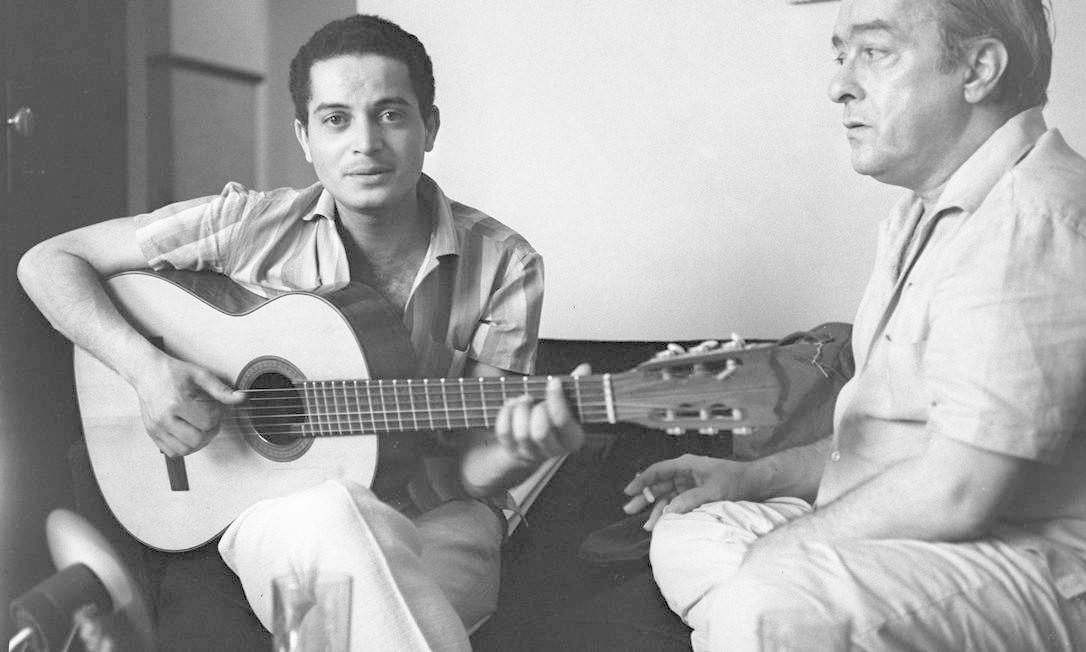 Vinicius: Musicalidade como letrista