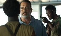 O ator americano em uma das cenas do filme dirigido por Paul Greengrass Foto: Divulgação