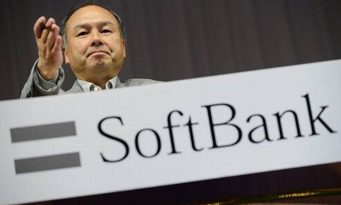 Masayoshi Son, CEO da Softbank Corp Foto: / Reuters