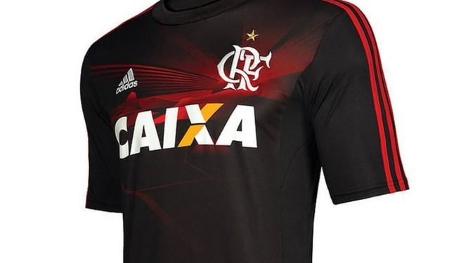 O terceiro uniforme do Flamengo Foto  Divulgação   Adidas 8996992515a29