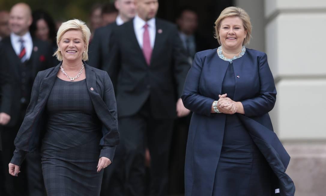 Foto: DANIEL SANNUM LAUTEN / AFP