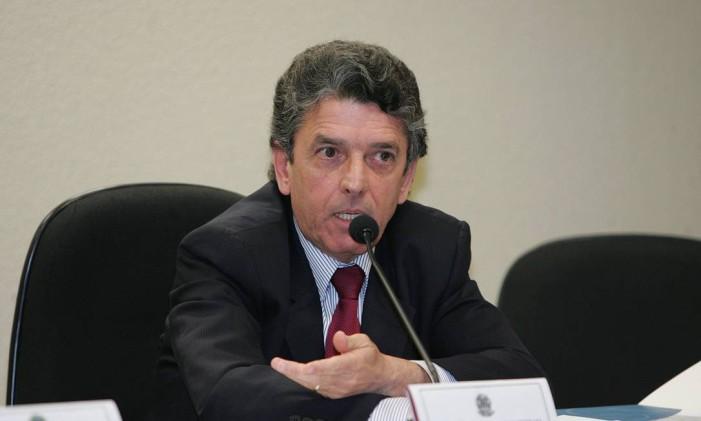 <br /> Rogério Tolentino, ex-advogado de Marcos Valério<br /> Foto: Roberto Stuckert Filho 27.09.2005 / O Globo